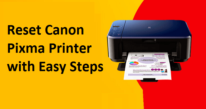 Reset-Canon-Pixma-Printer