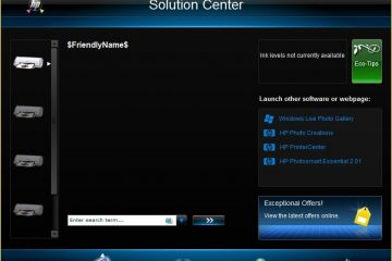HP-Solution-Center