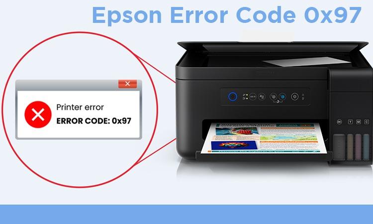 Epson-error-code-0x97