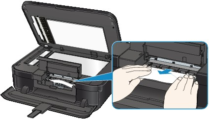 canon printer-is-printing-blank-pages