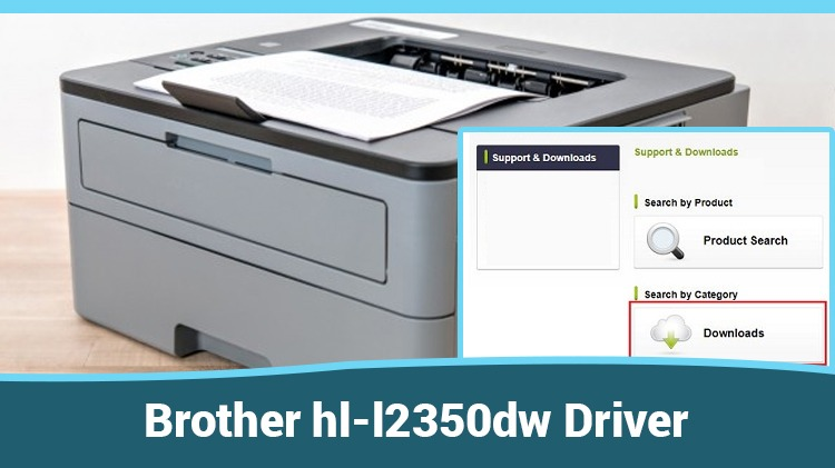 Brother-HL-L2350DW-Driver