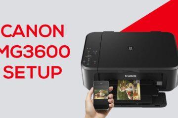 Canon-MG3600-Setup