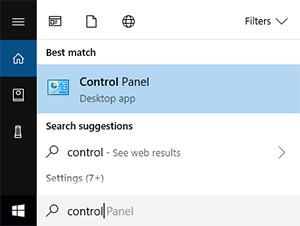 setting-control-panel