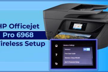 HP-Officejet-Pro-6968-Wireless-Setup