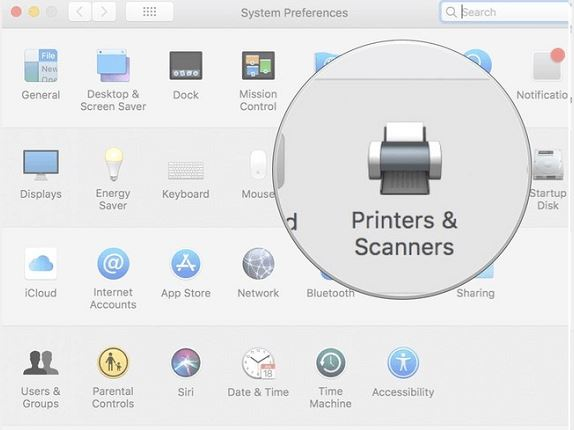 printer-and-scanner-setting