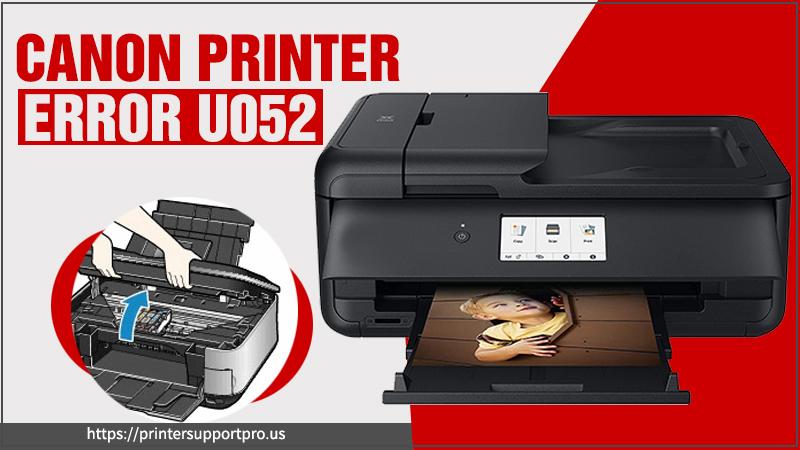 Canon-Printer-Error-U052