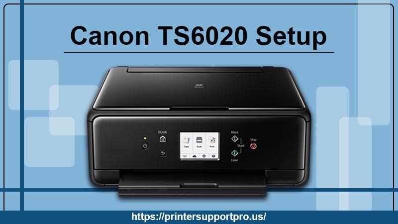 Canon-TS6020-setup
