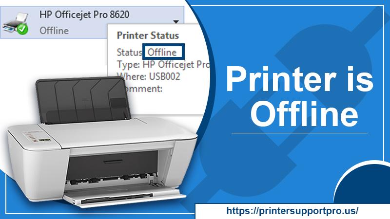 Printer-Is-Offline