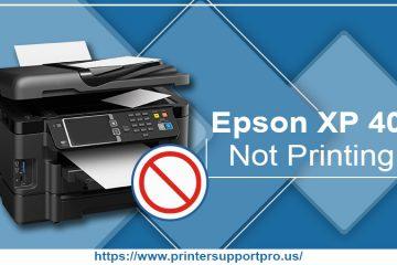 Epson-XP-400-not-printing